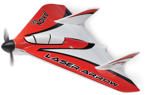 Axion RC Laser Arrow 3ch brushless vliegtuig 2,4 ghz RTF
