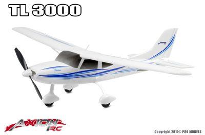 Axion RC TL 3000 3ch electro vliegtuig BNF